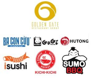 Cung cấp máy bán hàng, két đựng tiền, máy kiểm kho cho hệ thống nhà hàng Ba con cừu, Gogi, Hutong, Isushi, Kichi-Kichi