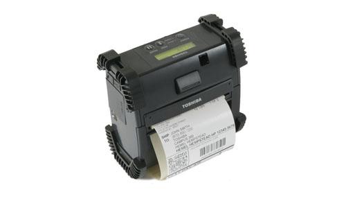 Máy in mã vạch di động Toshiba B-EP4