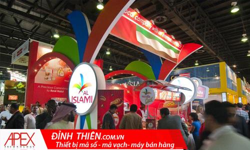Giải pháp kiểm kê hàng hóa tại Al islami