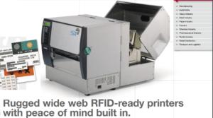 Nhiều tính năng máy in mã vạch B-SX6T sử dụng trong khu công nghiệp, khu chế suất