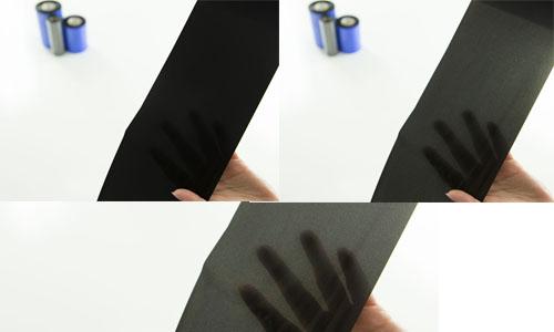 Mực in mã vạch wax, wax + resin,resin khác nhau ở điểm nào