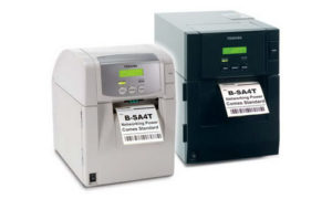 Máy in mã vạch b Sa4T