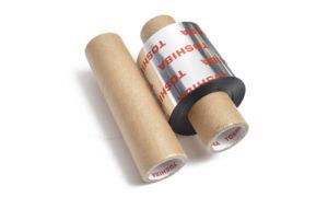 Ribbon AG2 wax resin
