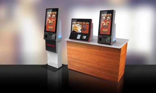 Kiosk Posiflex điểm bán hàng Kiosk