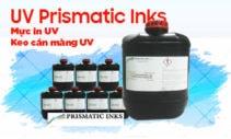 Mực in UV, Keo cán màng UV, Keo phủ bóng UV