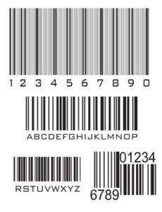 Nhãn mã vạch 1D