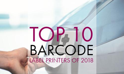 Top 10 máy in mã vạch tốt nhất 2018 - label printers