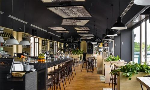 Chuỗi nahf hàng, quán cafe F&B