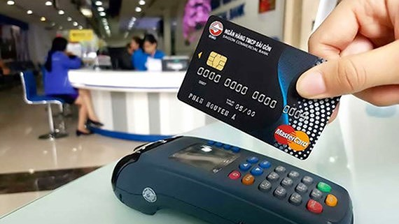 Máy POS thanh toán trực tuyến