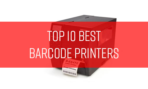 top 10 barcode printer