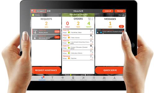 Bán hàng qua ứng dụng mobile và web