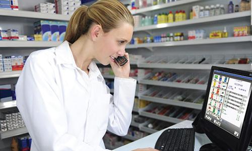 Ứng dụng máy POS và chuỗi nhà thuốc, dược phẩm