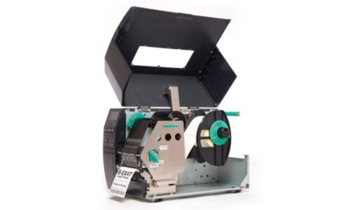 Bên trong máy in mã vạch B-EX4T1