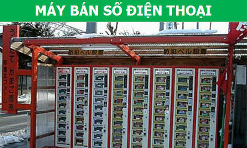 May ban hang tu dong tu Nhat