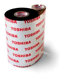 Ribbon mực in mã vạch Toshiba Wax AW7F