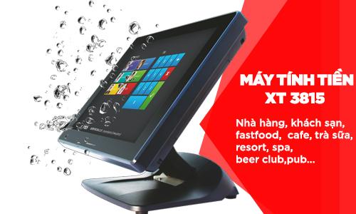 máy tính tiền bán hàng XT 3815