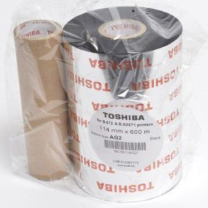 Mực in mã vạch Ribbon Toshiba AG2 Wax resin
