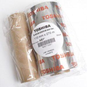 Mực in mã vạch Resin AS1 Ribbon Toshiba