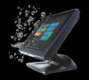 Máy POS bán hàng Posiflex, máy tính tiền cảm ứng chuyên nghiệp cho nhà hàng