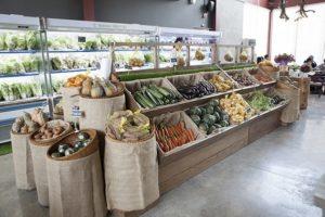 Cửa hàng thực phẩm sạch Cầu Đất Farm