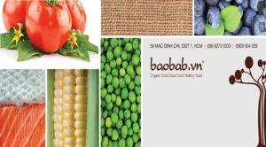 Cửa hàng thực phẩm sạch Baobab