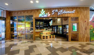 Cửa hàng rau sạch hữu cơ 5th Elemen