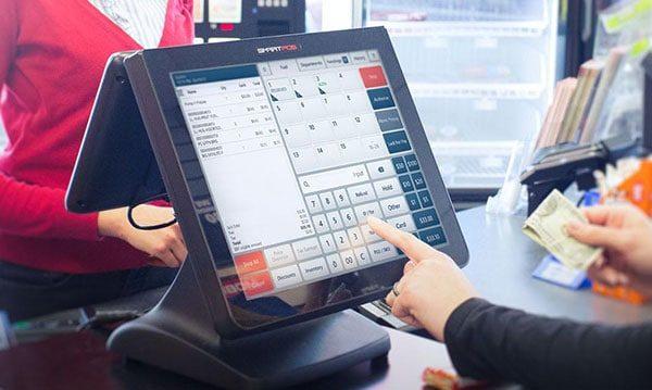 Phần mềm bán hàng trên thiết bị POS