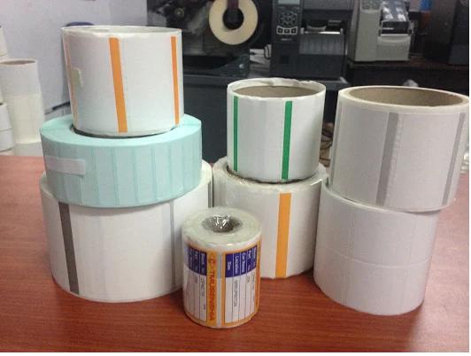 Các loại giấy cuộn decal
