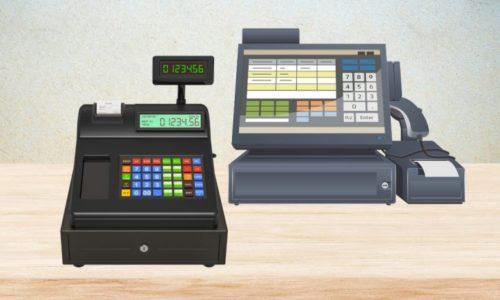So sánh máy tính tiền với máy POS bán hàng