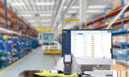 Kiểm kho bán hàng bằng máy kiểm kho và phần mềm