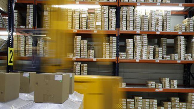 Sử dụng mã vạch quản lý hàng hóa trong kho