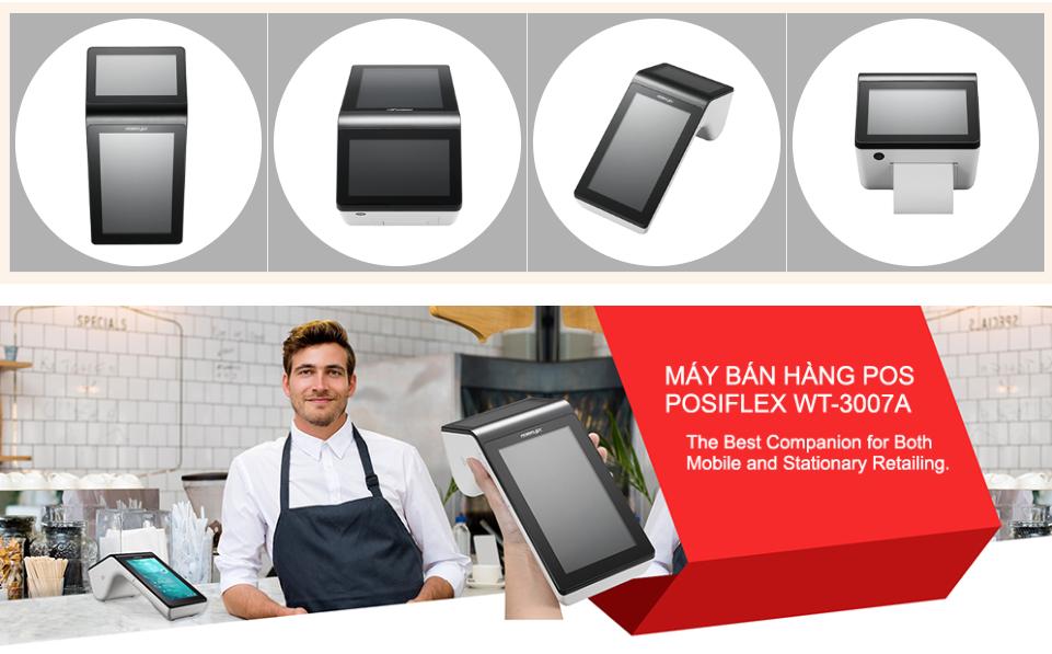Máy bán hàng cầm tay POS WT-3007A