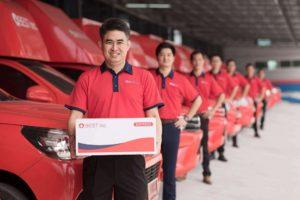 BEST Inc ra mắt tại Việt Nam với dịch vụ BEST Express - giải pháp kho vận thông minh dựa trên nền tảng công nghệ thông tin.