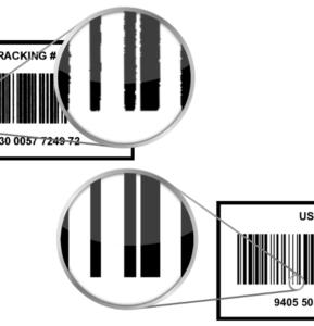 Lựa chọn máy in mã vạch có độ phân giải phù hợp