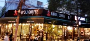 Cafe nhượng quyền Napoli