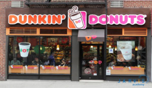 Nhượng quyền thương hiệu Dunkin Donuts