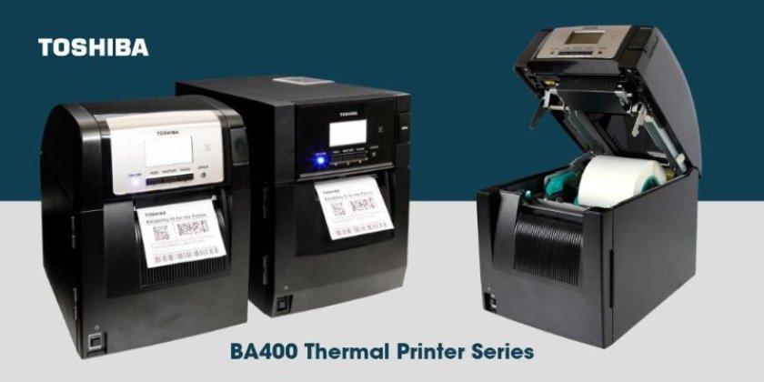 Barcode printer BA400 - BA410- BA420bTrang bị nhiều tính năng
