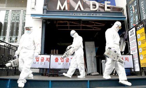Hàn Quốc đóng cửa một số tụ điểm vui chơi tại ổ dịch Itaewon, thành phố Seoul từ ngày 25-5 đến 7-6 để ngăn dịch bệnh lây lan