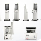 Kiosk Kiot ki ốt POS bán hàng Posiflex TK 2100