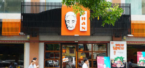 Nhà hàng nhượng quyền lẩu Phan
