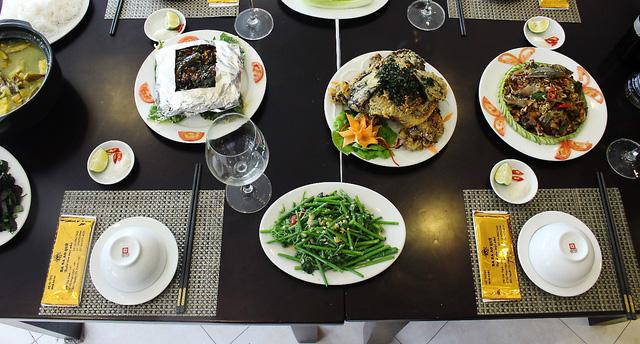 Nhà hàng từ trang trại đến bàn ăn, đảm bảo chất lượng nguyên liệu