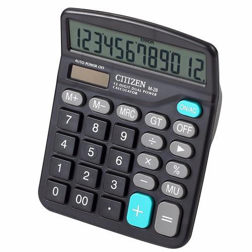 Máy tính tiền cầm tay Casio dùng pin mặt trời là sự lựa chọn tối ưu nhất
